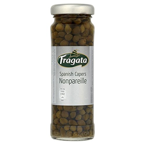 Fragata Nonpareille Capers (99g) - Pack of 2 by Fragata