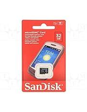 سانديسك 32 غيغابايت بطاقة الذاكرة C4 MicroSDHC-سدسدقم-ز 032-B35