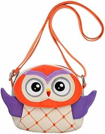 Kids Rabbit Mini Messenger Bag Baby Girls Coin Purse Shoulder Crossbody Handbag