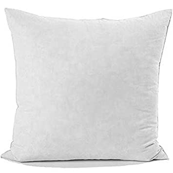 16 x 16 - Feather/Down Premium Throw Pillow Form Inserts - MADE
