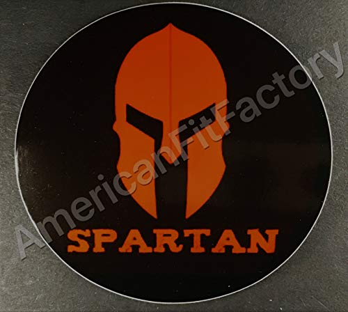 Spartan Sticker, Spartan Bumper Sticker, Sticker, Spartan -
