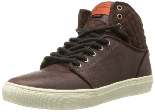 Vans Alomar AW Militia Brown Red Clay 41