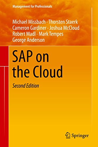 Download SAP on the Cloud (Management for Professionals) Pdf