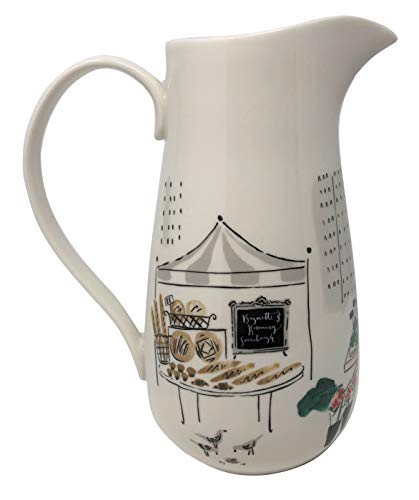 Kate Spade To Market 62-Ounce Pitcher
