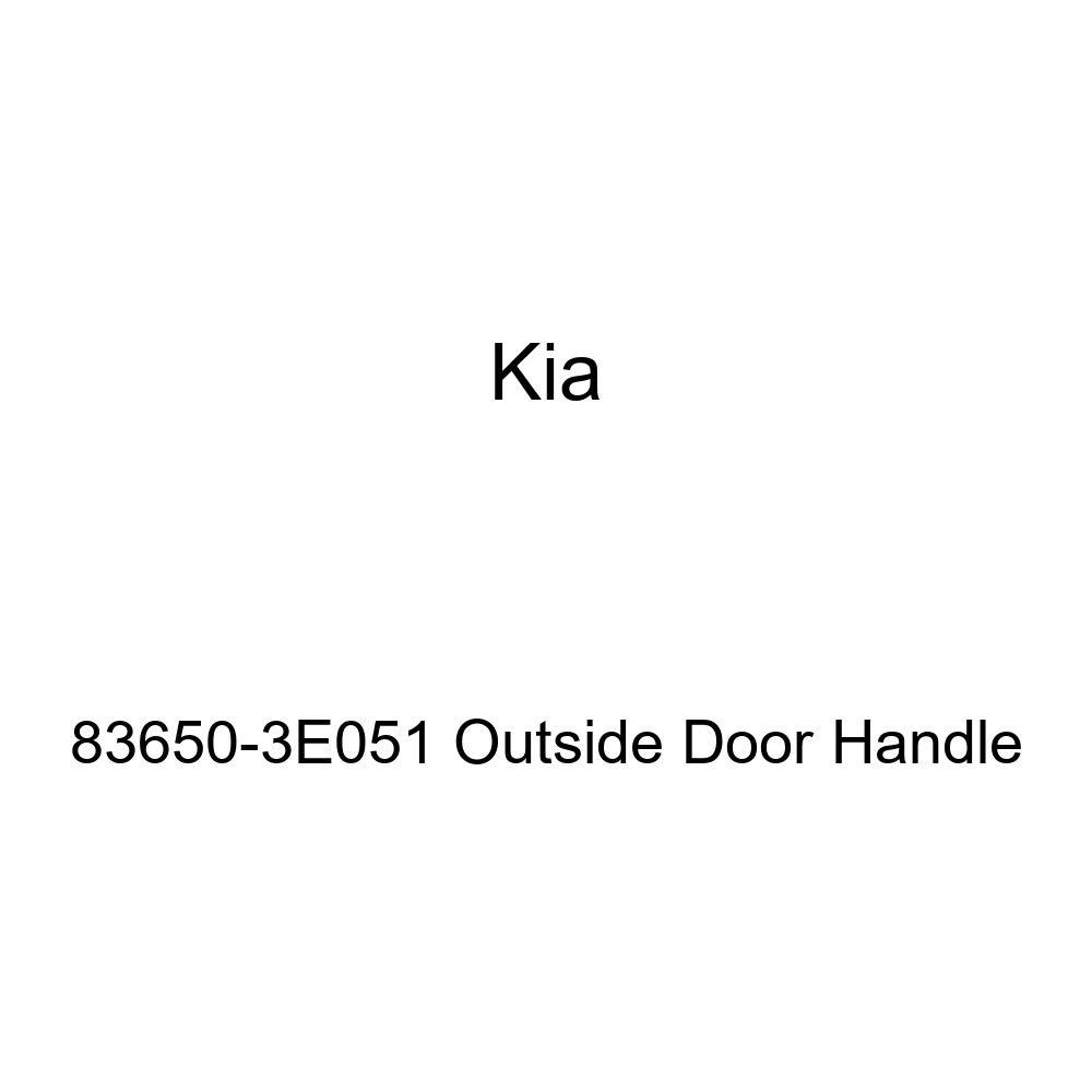 Kia 83650-3E051 Outside Door Handle