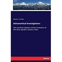 Astronomical Investigations