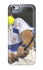 Best 4325135K70712248 Brand New 6 Plus Defender Case For Iphone (novak Djokovic Pictures)