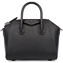 Givenchy Women's BB05114012001 Black Leather Handbag