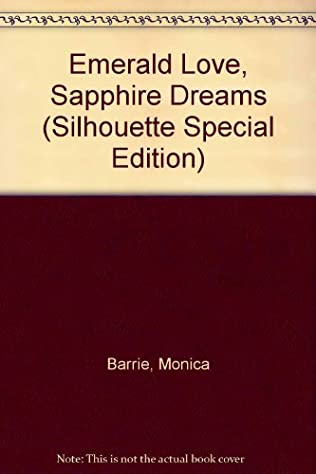 book cover of Emerald Love, Sapphire Dreams