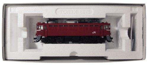 1/80 JR Electric Locomotive Type ED79-0 (w/Single Arm Pantograph)