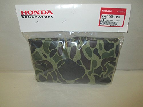Honda 08P57-ZS9-00G EU3000is Generator Camouflage Cover