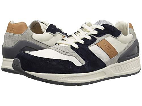 [Polo Ralph Lauren(ポロラルフローレン)] メンズカジュアルシューズ?スニーカー?靴 Train 100 Cls Newport Navy 10 (28.5cm) D - Medium