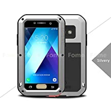 Samsung Galaxy A520 Case,FOME Waterproof Shockproof Dust/Dirt Proof Aluminum Metal Military Heavy Duty Protection Cover Case for Samsung Galaxy A520(2017 Edition)