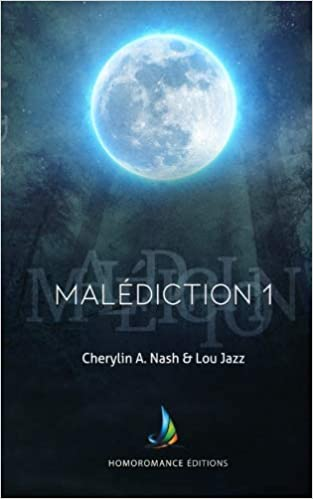 Amazon Com Malediction 1 Roman Lesbien Livre Lesbien