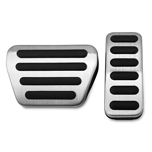 Car Accessory for Land Range Rover Sport/Discovery 5 LR5 Gas Accelerator Footrest Modified Pedal Pad Refit Sticker Gas Fuel and Brake