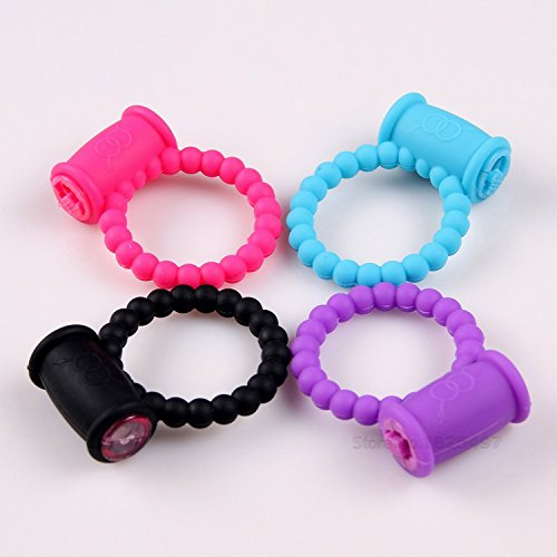 FANGMING 300 pcs Cockring Sex Products for Men Penis Ring Vibrator Adult Sex Toys for Couples Vibrating Cock Ring by FANGMING