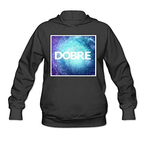 (Troom Dobre Bros Star Night Sweatshirt Adult Girl Hoodie Pullover Jacket)