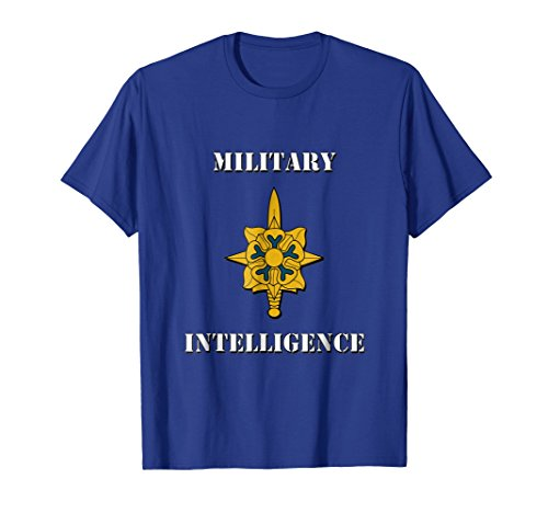US Army Military Intelligence Branch Insignia Shirt