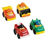 Fisher-Price Little People Wheelies All About Working