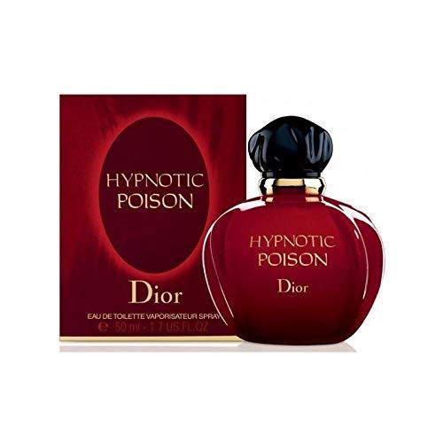 Hypnotic Poison Perfume by Christian Dior EDT Spray For Women 1.7 OZ/ 50 ML