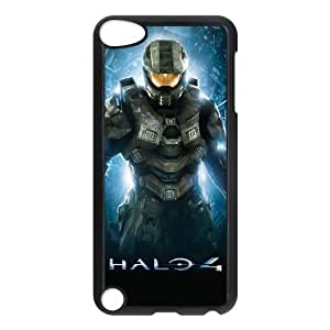 Master Chief Halo iPod 5 Case Game Theme Case Cover Fits iPod 5