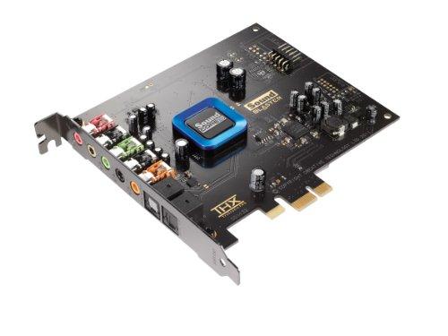 Creative Labs Recon3D PCIe 24-bit 96 kHz Sound Card