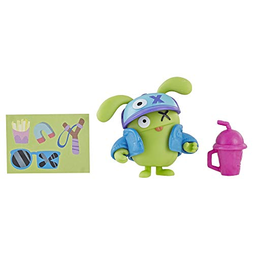 Uglydoll Surprise Disguise Cool Dude Ox Toy, Figure & Accessories from Uglydoll