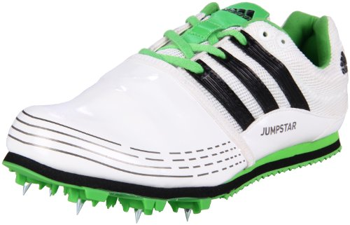 Adidas Mænds Jumpstar Allround Løbesko Kører Hvid / Sort / Intens Grøn yWqT8XoJf