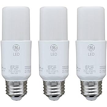 Amazon Com Ge Lighting 79368 Led Bright Stik 10 Watt 60