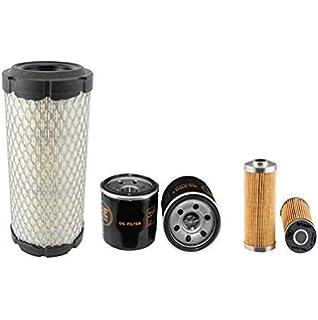 Öl Kraftstofffilter Luft Kubota B7001 Filter Service Kit