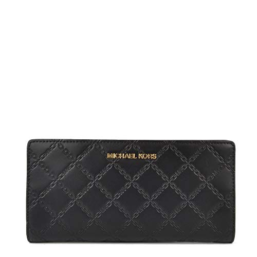 Michael Kors Portemonnaie Henry Money Piece Billfold Black in schwarz für Damen
