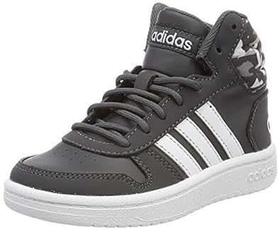 adidas Hoops Mid 2.0 K, Zapatillas de Baloncesto Unisex Adulto: Amazon.es: Zapatos y complementos