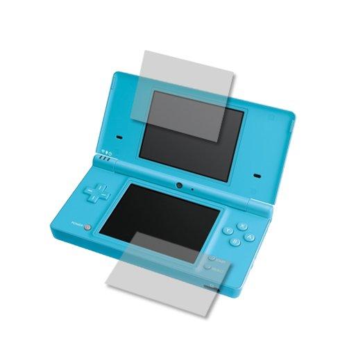 Nintendo DSi Screen Protector, Skinomi® TechSkin Full Coverage Screen Protector for Nintendo DSi Clear HD Anti-Bubble (Dsi Clear Screen)