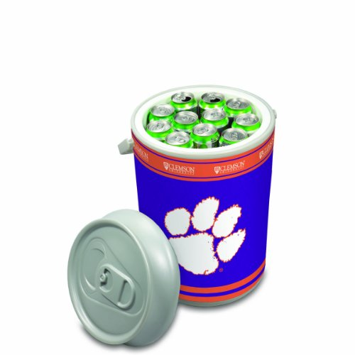 NCAA Clemson Tigers Mega Can Cooler, 5-Gallon by PICNIC TIME