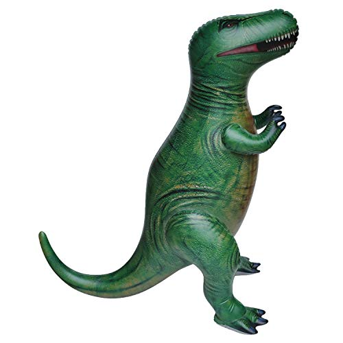 Jet Creations Inflatable Tyrannos Dinosaur, Medium by Jet Creations