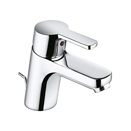 Kludi Logo Neo 372820575 Basin Mixer With Pop Up Waste And G3 8