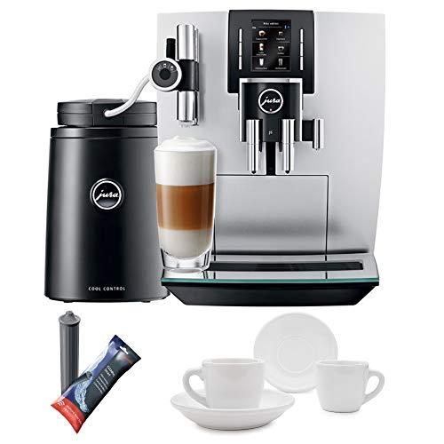 Jura J6 Automatic Coffee Machine  + Free Jura Chilled Milk C