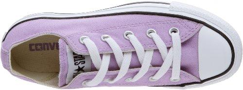 Converse - Zapatillas de lona unisex Morado