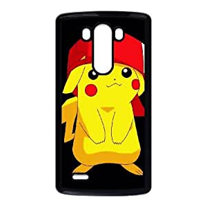 LG G3 Black Pikachu phone cases&Holiday Gift