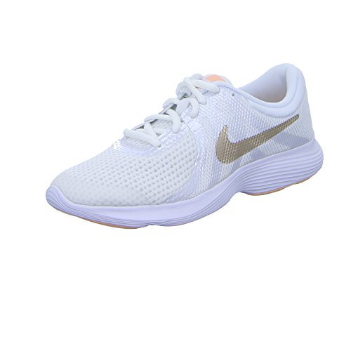 Gs Revolution 943306100 Chaussures Nike 4 Femme Blanc ExOUqSx0wn