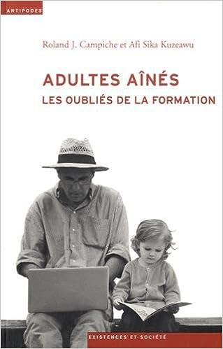 Adultes Aines : les Oubliés de la Formation pdf, epub