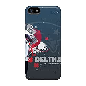 Brand New 5/5s Defender Cases For Iphone (new England Patriots)
