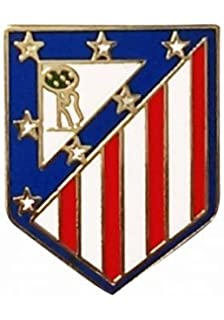 Amazon.com : Atletico Madrid Official Established 1903 Crest ...