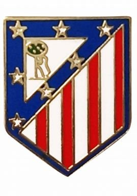 fan products of Atletico Madrid Badge