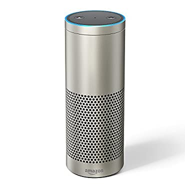 Echo Plus with built-in Hub (Silver)