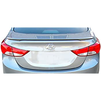 Factory Style Lip Spoiler for the Hyundai Elantra Painted in the Factory  Paint Code of Your Choice #522 RN RNZ