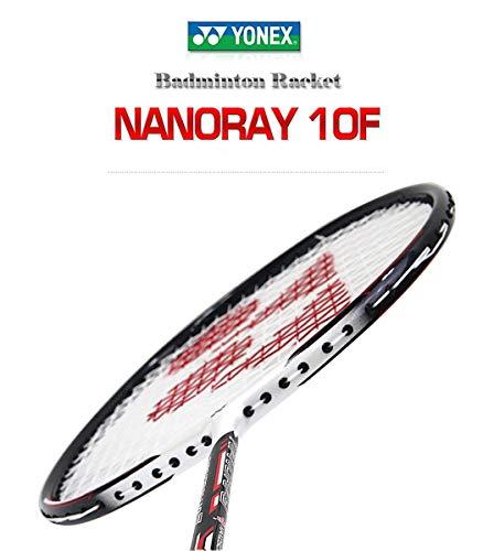 SAI MUSICAL Yonex NANORAY Series Badminton Racket with a Half-Length Cover