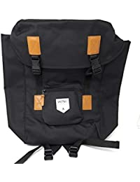 Mens Rhody Laptop Backpack Black