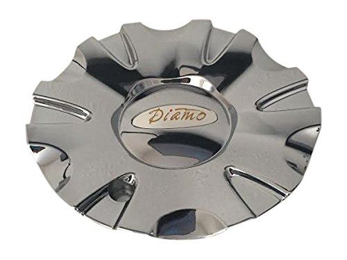 Diamo Chrome Wheels (Diamo CAP M-469 S804-02-7 Chrome Wheel Center Cap)