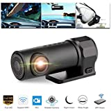 1080P Hidden Car Camera WIFI DVR Dash Cam Recorder Camcorder Night Vision CAM Durable